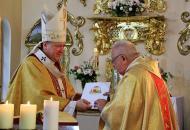 Jubileusze kapłańskie i... wymodlone sanktuarium